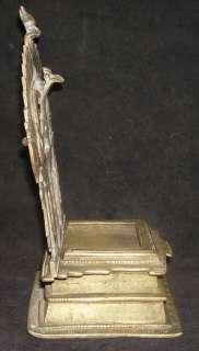 Traditional Indian Ethnic Ritual Bronze Prabha Very Rare