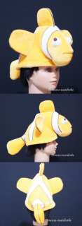 High quality Nemo Fish hat. Can provide both warmth and fun to wear