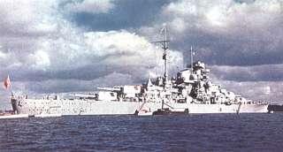HUGE RC RADIO CONTROL GERMAN BISMARCK BATTLESHIP BOAT SHIP   WATCH THE