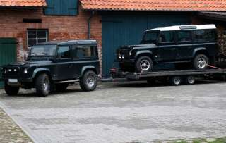 Lichtmaschine Land Rover Defender Discovery Range Rover 300 TDI 2.5TD