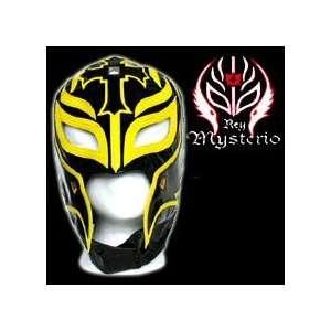 WWE Rey Mysterio Maske für Kinder, schwarz: .de: Spielzeug