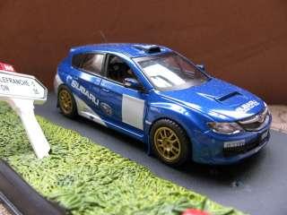 43 Subaru Impreza WRX STI Rally Group N 2009