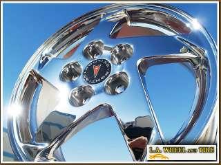 NEW 16 PONTIAC GRAND PRIX OEM CHROME WHEELS RIMS 20