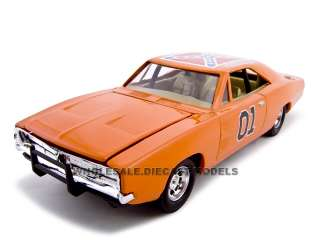 1969 DODGE CHARGER 125 GENERAL LEE DUKES OF HAZZARDS