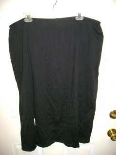 Nina Leonard Pull on Knit Car Wash Skirt 3X NWT