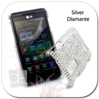 BLING Hard Skin Case Cover AT & T LG Thrill 4G P925