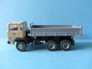 ROCO 1/87 Magirus Deutz 310 LKW Kipper der DB in EVP
