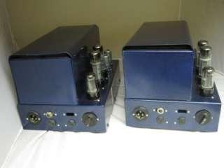 beam echo dl7 35 valve power amps