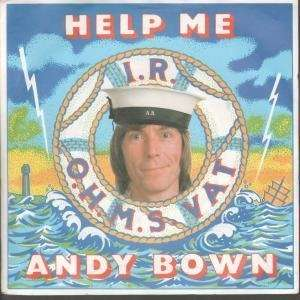 HELP ME 7 INCH (7 VINYL 45) UK EMI 1983: ANDY BOWN: Music