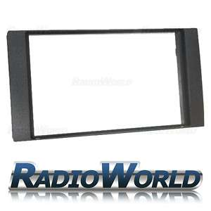 Ford Transit & S Max Double Din Fascia Panel DFP 07 09