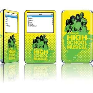 HSM on Lime Green skin for iPod 5G (30GB)  Players
