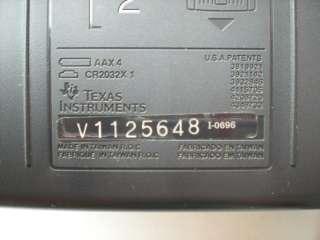 CALCOLATRICE GRAFICA TEXAS TI 92 (89 titanium hp 50g)