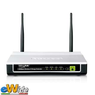 ACCESS POINT WIRELESS N Range Extender WiFi 300Mbps REPEATER   OK 802