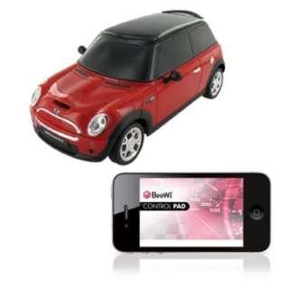 BEEWI Mini Cooper Bluetooth gesteuertes Auto kompatibel zu iphone und