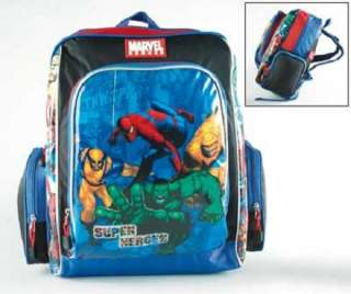 Various TV Cartoon Character Backpacks *Brand New*