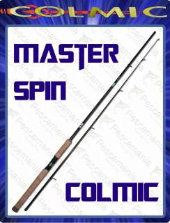 CAMA35S MASTER SPIN 15 45 gr length 2,70 mt 2 sect. closed length 140