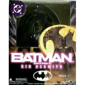 DC Direct Kia Asamiya Batman 1   Batman: Toys & Games