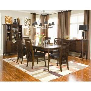 Najarian Furniture DTTRIFW Tribeca Formal Dining Table in