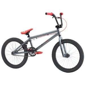 Mongoose Herren BMX Fahrrad Logo, gun metal, 20: .de: Sport