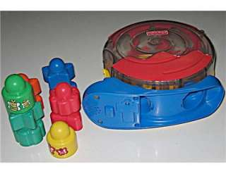 FISHER PRICE Snail Musical Shape/Sorter/Toy/HeadMissing