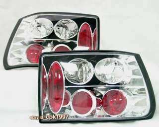 VAUXHALL Opel Astra MK3 BLACK HALO ANGEL EYE Headlights