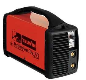 TELWIN SALDATRICE INVERTER TIG TECHNOLOGY TIG 171