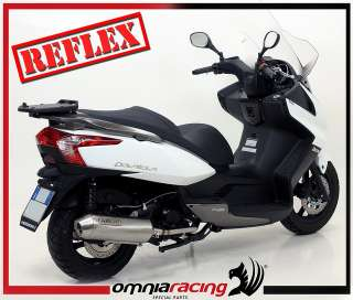 Scarico Completo Arrow Reflex Kymco Downtown 300 0910