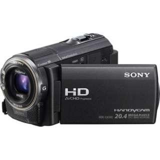 Sony HDR CX580V Full HD 32GB Flash Memory Camcorder   Black in Digital