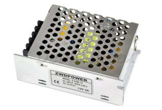 New 12V 2A 24W Switch Power Supply Driver For LED Strip