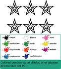 estrellas, Pegatinas, dibujos, fotos y en .es
