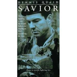 Savior [VHS]: Dennis Quaid, Nastassja Kinski, Pascal