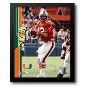 Jim Kelly   University of Miami / Portrait Plus 20x24