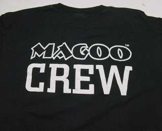 Vintage MR. MAGOO Film Movie CREW T SHIRT Sz Mens XL ACTION