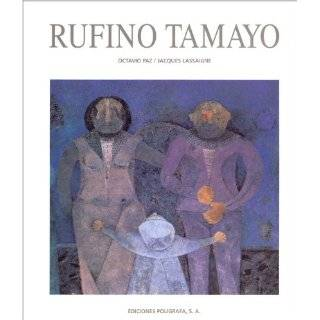 Rufino Tamayo [Illustrated] [Hardcover]