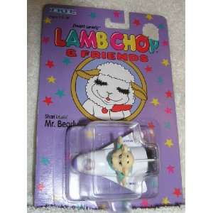 Shari Lewis Lamb Chop & Friends Mr Bearly in Space Shuttle