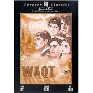 Waqt Sunil Dutt, Sadhana, Raaj Kumar, Shashi Kapoor