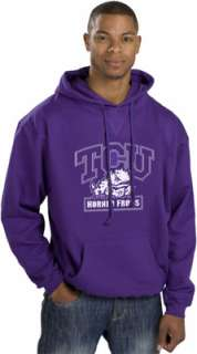 TCU Horned Frogs Perennial Hooded Sweatshirt
