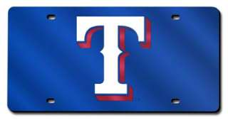 Texas Rangers Merchandise  Texas Rangers Auto Accessories  Texas