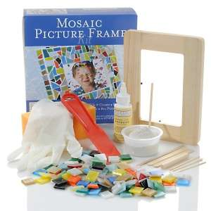 Mosaic Mercantile Picture Frame Craft Kit