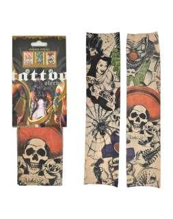 Theme / Biker / Skulls Tattoo Sleeves