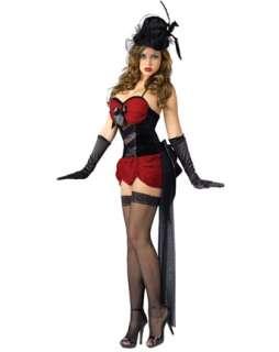 Adult Burlesque Baby Costume  Sexy Dancer Halloween Costumes
