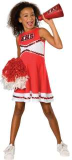 Girls Standard High School Musical Cheerleader Costume   High School