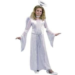 Heavenly Angel White Child Costume, 17578
