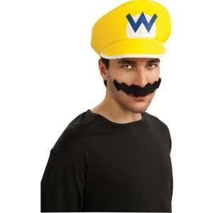 Super Mario Bros.   Wario Accessory Kit (Adult), 801077
