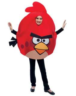 Childs Angry Birds Red Bird Costume  Wholesale TV and Movie Halloween