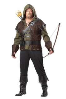Robin Hood Plus Size Costume for Halloween   Pure Costumes