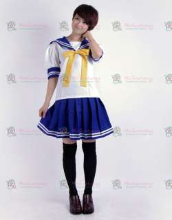Uniform Cosplay Costume  Buy Summer Style Lucky Star Cosplay Costume