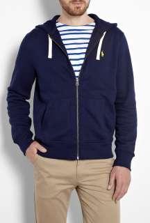 Polo Ralph Lauren  Navy Sweat Jacket by Polo Ralph Lauren
