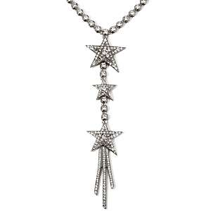 Paula Abdul FYG Reach for the Stars Crystal 17 Finale Necklace at