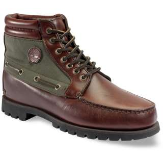 Mens Timberland 7 Eye Chukka with GORE TEX Boots Tan Horween Chrome